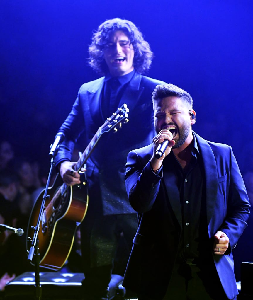Dan Shay: Country Singers At The 2019 Grammys