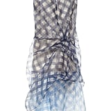 The most lovely of ways to go gingham. This utterly feminine dress would make the prettiest cocktail look for an outdoor fete.  Marc Jacobs Draped Gingham-Print Organza Dress ($2,500)