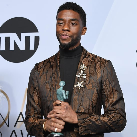 Chadwick Boseman's Quote on Black Panther at SAG Awards 2019