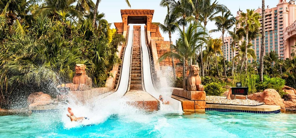 Water Slides at Aquaventure | Best Things to Do at ...