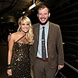 Carrie Underwood and Justin Vernon