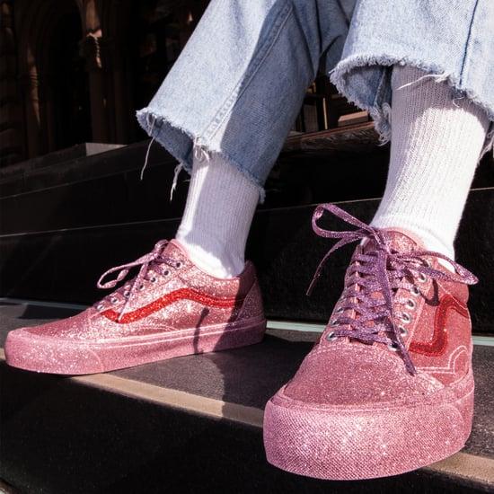 Opening Ceremony x Vans Glitter Sneakers