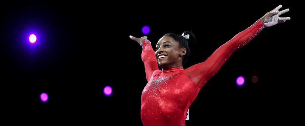 Simone Biles on Women Deserving to Celebrate Their Success