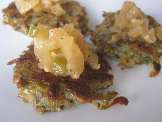 Spicy Latkes Recipe