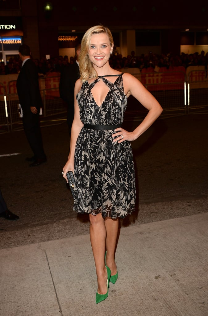 Reese Witherspoon got dressed up for the premiere of Devil's Knot.