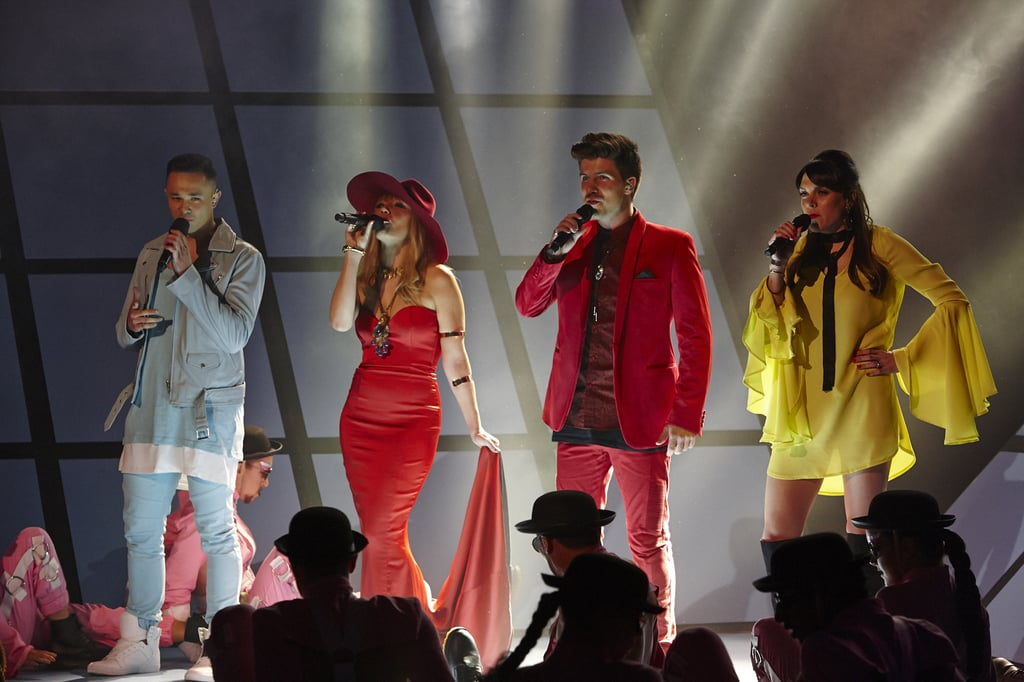The X Factor Grand Final Performances