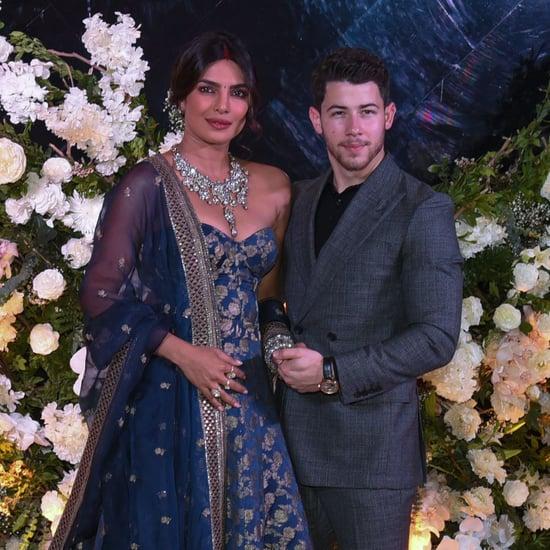 Nick Jonas and Priyanka Chopra's Mumbai Wedding Reception