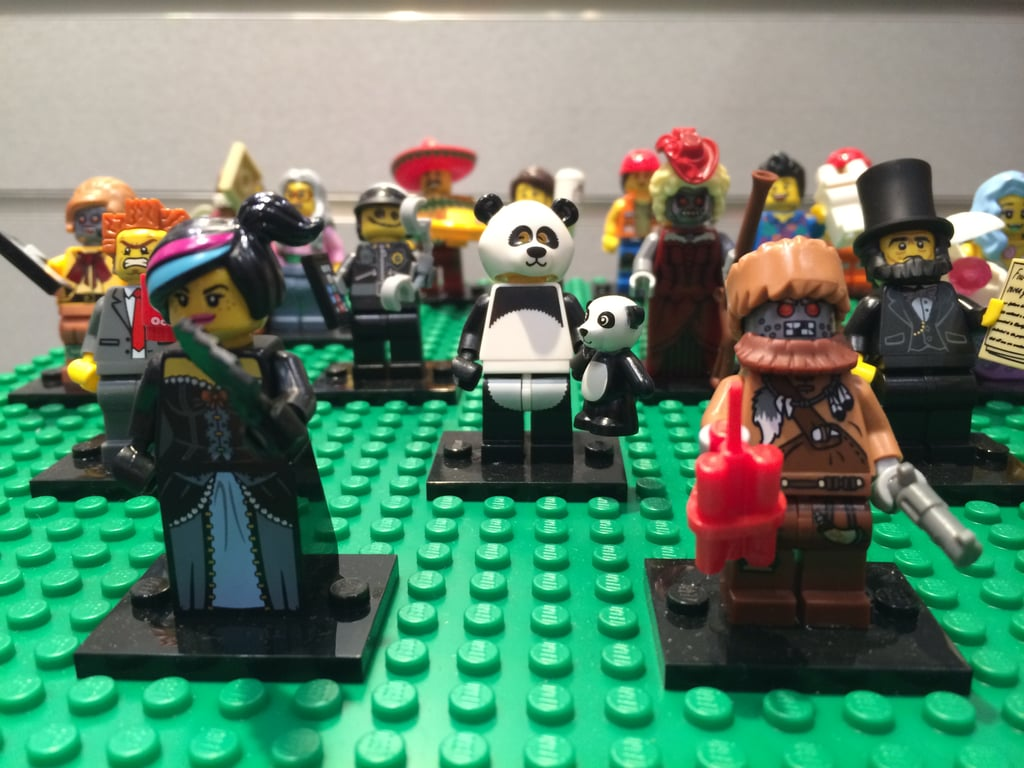 Lego Movie Minifigures