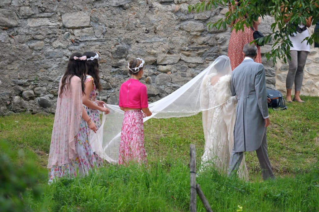 Here Comes the Bride: Margherita Missoni Marries in Italy