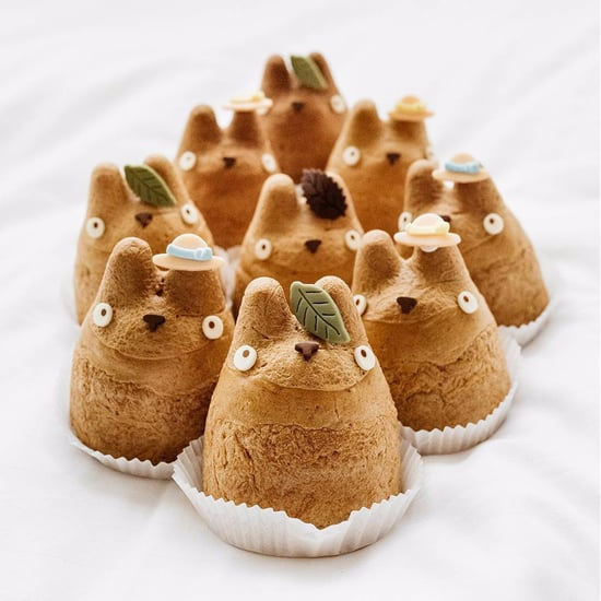 Totoro Cream Puff Restaurant in Japan