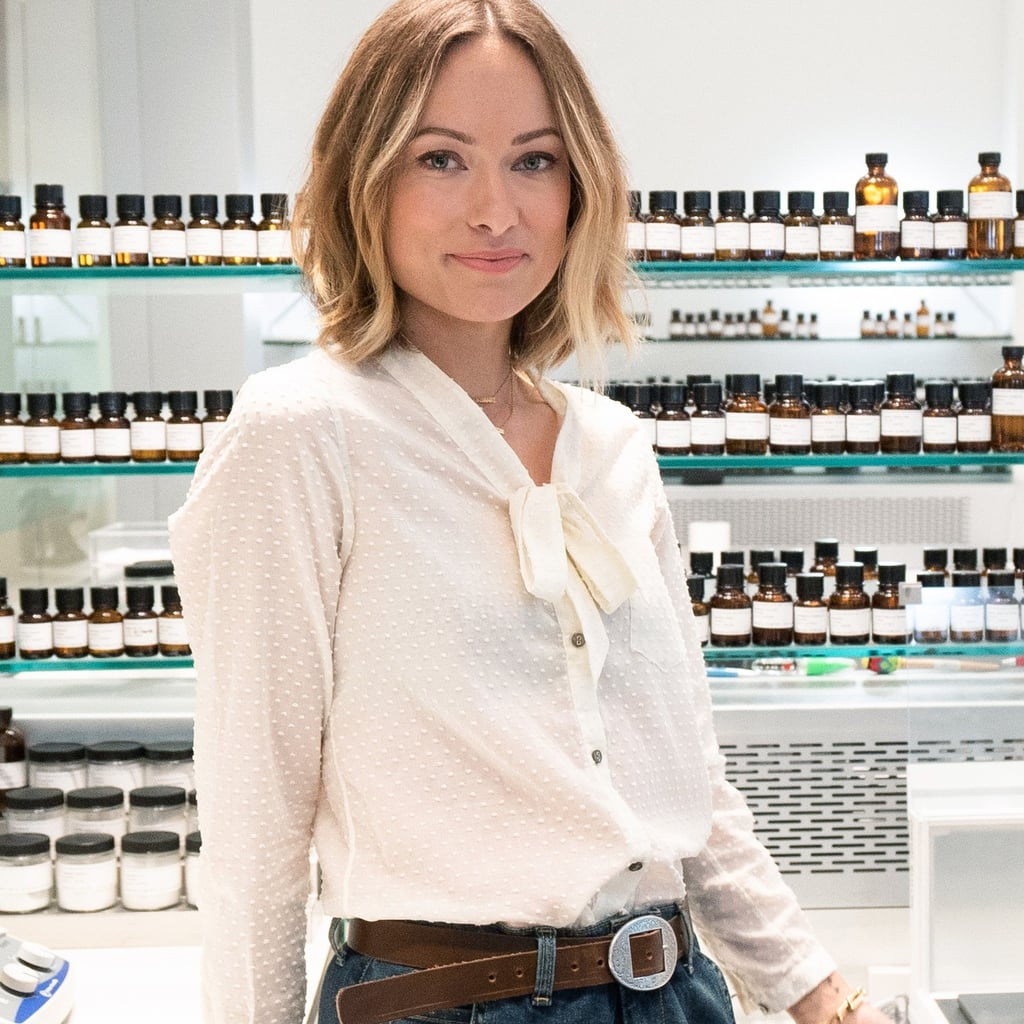 Olivia Wilde Clean Beauty Interview