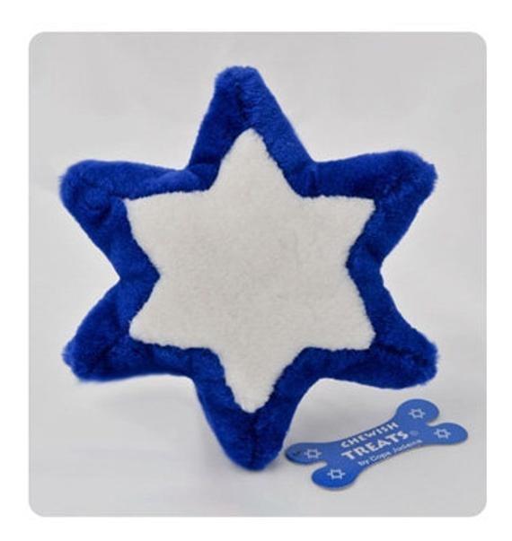 Dog Toy — Star of David