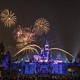 Disneyland: Believe in Holiday Magic Firework Show