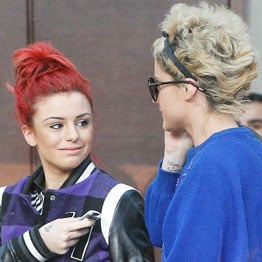 Katie Waissel and Chery Lloyd Shopping