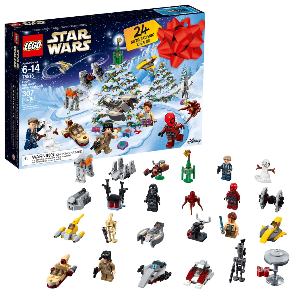 Lego Advent Calendars 2018