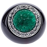 Kenneth Jay Lane Vintage Cocktail Ring ($295)