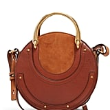 Chloé Pixie Small Leather and Suede Bag