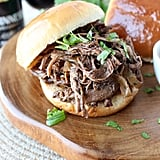 Slow-Cooker Guinness Brisket