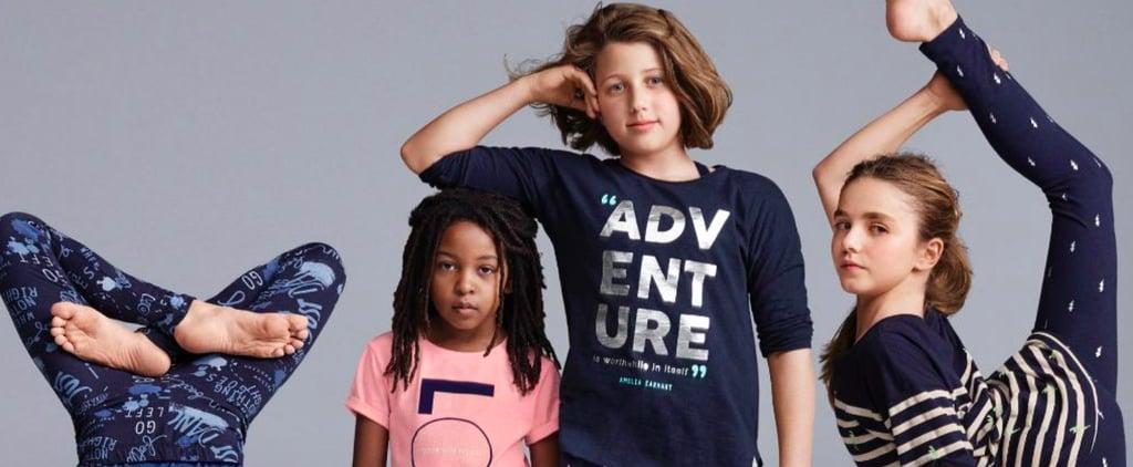 GapKids x Ellen DeGeneres Ad Called Racially Insensitive
