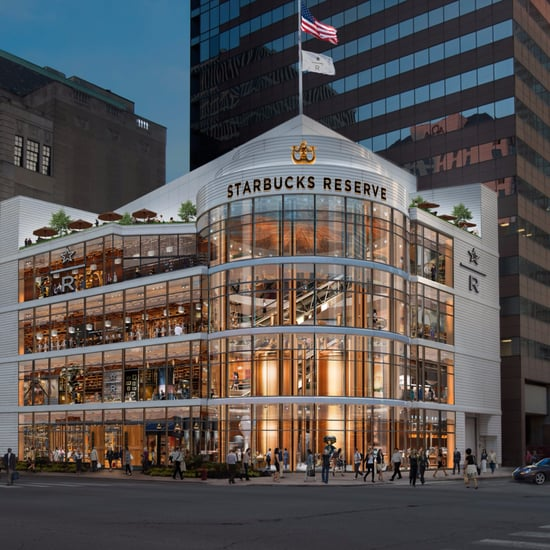Starbucks Reserve Roastery in Chicago