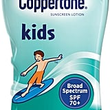 Coppertone Kids Sunscreen Lotion, SPF 70