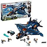 LEGO Marvel Avengers: Avengers Ultimate Quinjet Building Kit