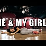 "Brian Friedman's Choreography to ""Me & My Girls"" by Selena Gomez"