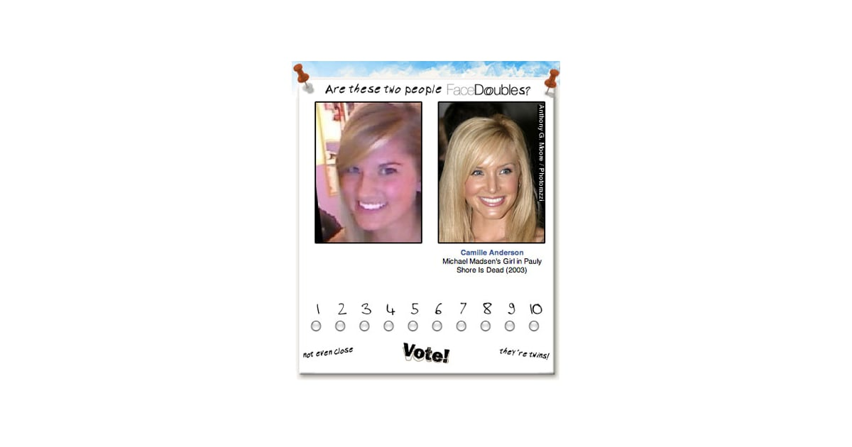 Facebook Doppelganger Week 2011 - Find Your Celebrity Twin ...