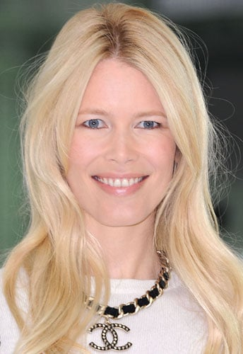 How-To: Claudia Schiffer Opts For Casual Makeup at Chanel