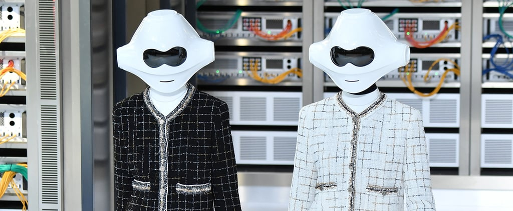 Robots Walked the Runway — and 26 Other Things to Know About the Data Center Chanel Show