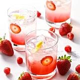 Basic Fruit and Vinegar Shrub Mocktail
