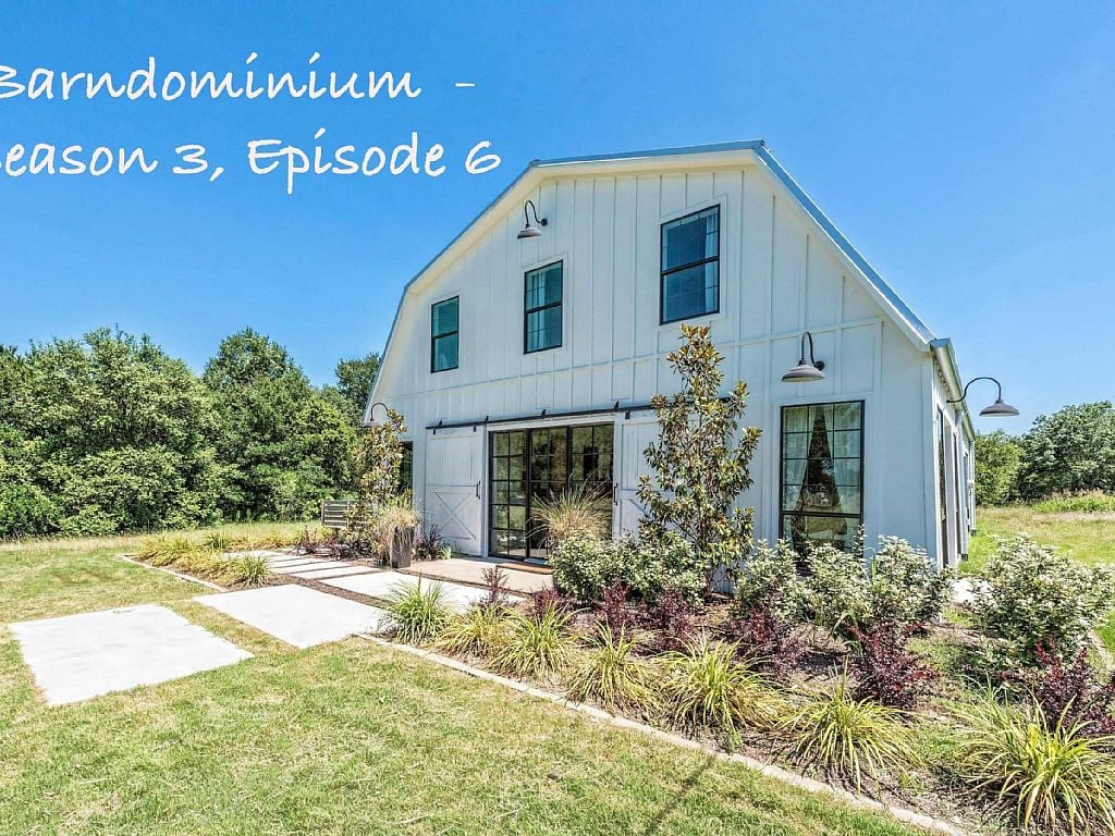 Fixer Upper Barndominium Vacation Rental