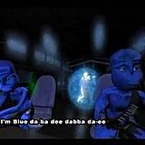 """""""Blue (Da Ba Dee),"""" Eiffel 65"""