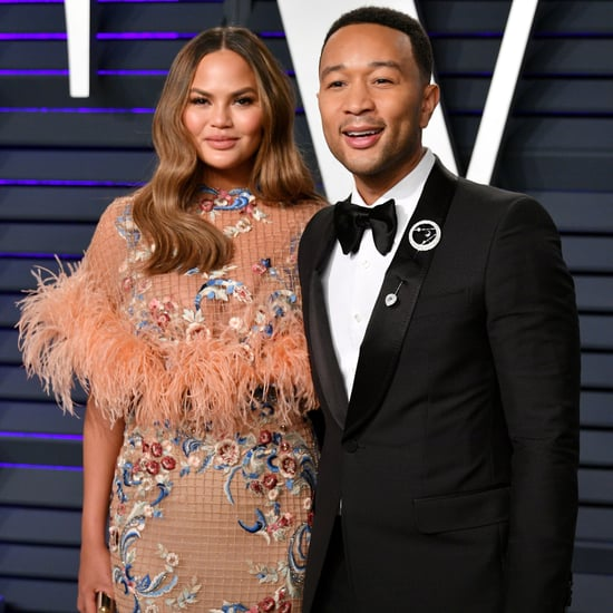 Chrissy Teigen and John Legend 2019 Oscars Afterparty