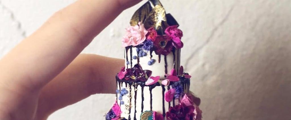 بات بإمكانكم الآن الحصول على نموذج مصغّر من كعكة زفافكم، سيذهلكم ما ستشاهدونه هنا بالتأكيد