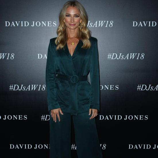 Celebrity Pictures David Jones Autumn Winter 2018 Launch