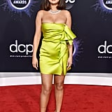 Selena Gomez at the American Music Awards 2019