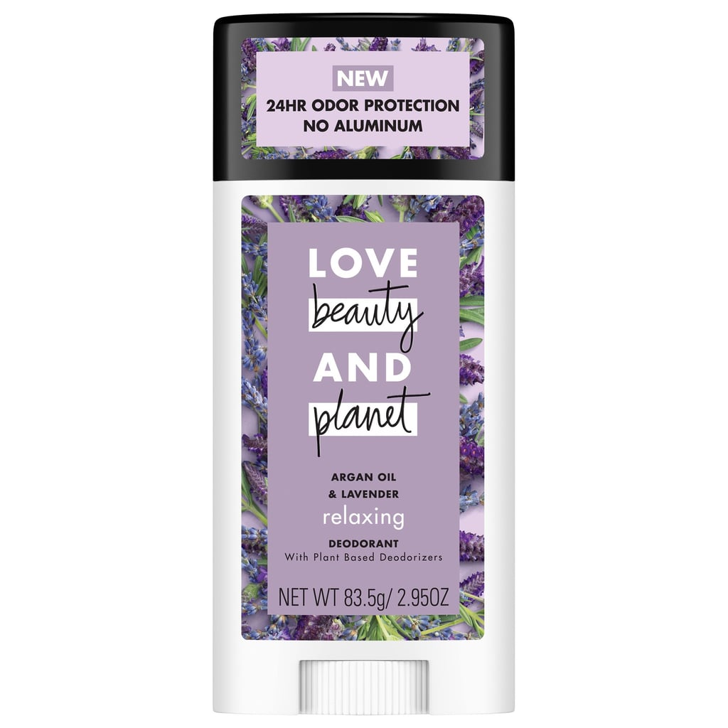 Love Beauty and Planet Argan Oil and Lavender Deodorant