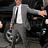 Matthew McConaughey Makes Time For His Fans in Toronto