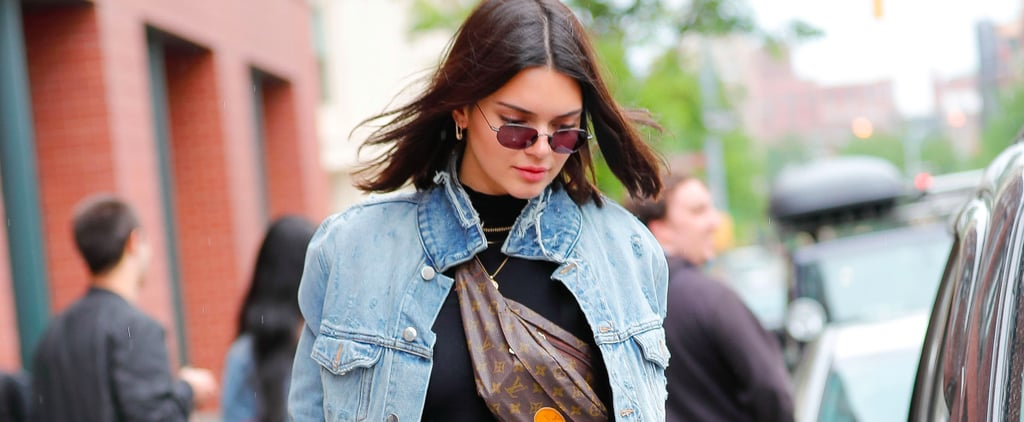 If Kendall Jenner's New Accessory Trick Isn't an Obsession, What Is?