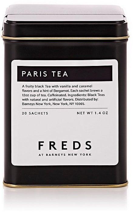 """FREDS at Barneys New York """"Paris"""" Tea Tin"""