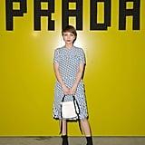 Tavi Gevinson at Prada Fall 2019
