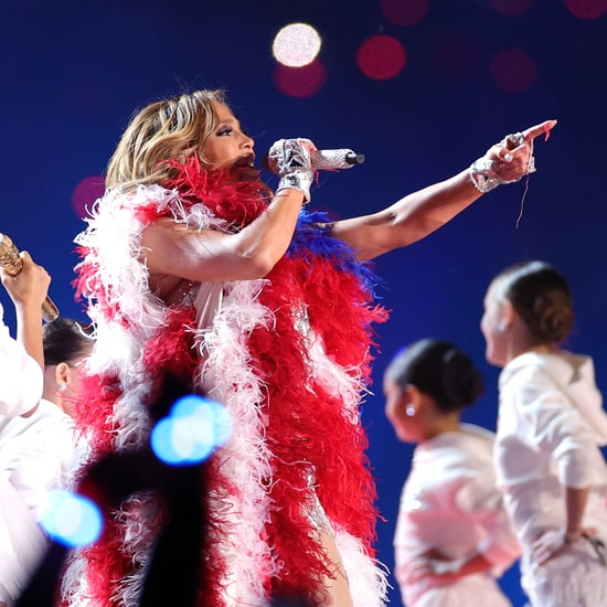 J Lo and Shakira's Super Bowl Statement on the Border Crisis