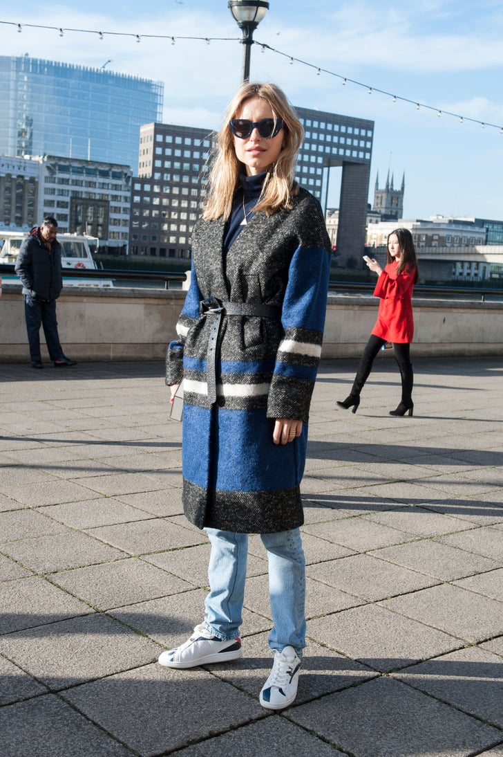 Lfw Street Style Day Five Best Street Style Fashion Week