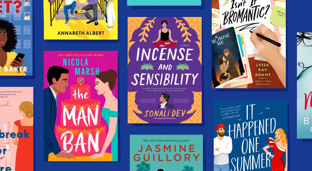 New Romance Books Releasing in July 2021