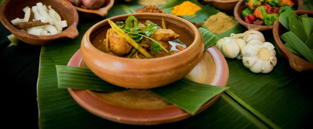 وصفة كاري الدجاج المالديفي