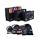 Peak Gear Travel Packing Cubes and Luggage Organizer