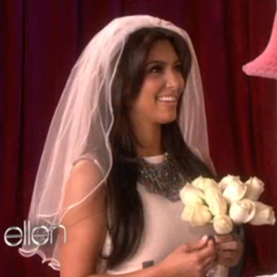 Kim Kardashian and Kris Humphries Vow Renewal Video