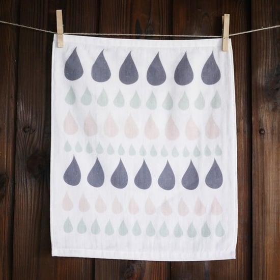 Rain2 Small Towel ($12)