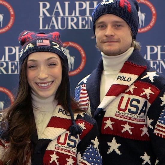 Watch Team USA Get Ralph Lauren Olympic Uniforms